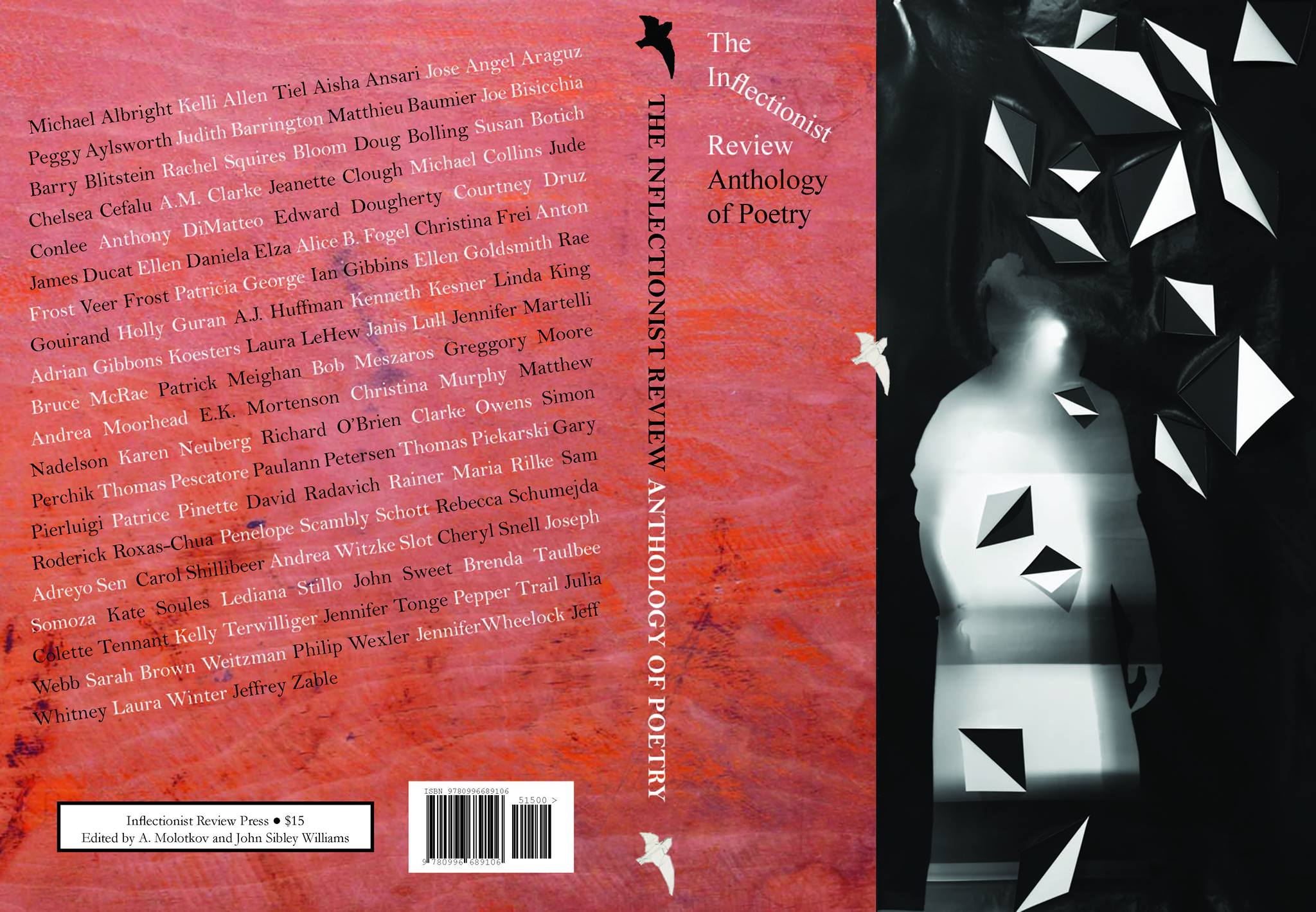 Inflectionist Review Anthology of Poetry