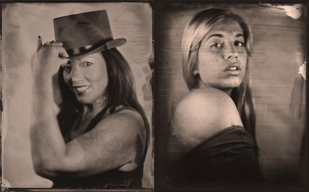 Tintype Portraiture