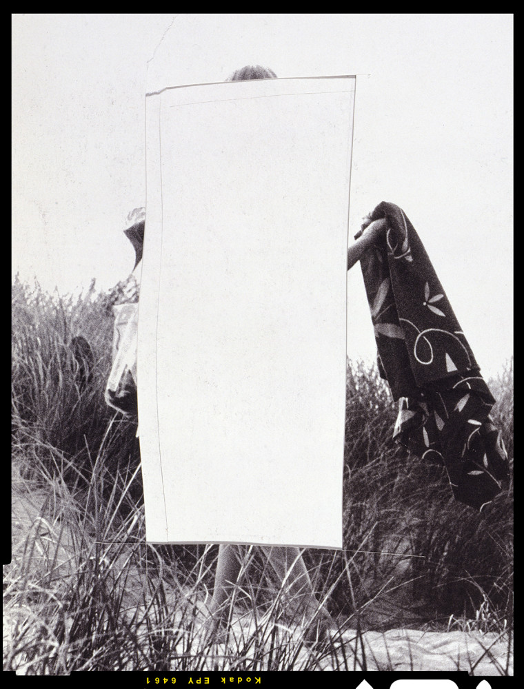 Elliott Erwitt, West Germany, 1968 (from the book Photographs and Anti-Photographs) 8x10 inches 1999, Silver Gelatin Print